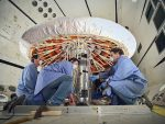 NASA Called College Students to Develop an Inflatable Heat Shield
